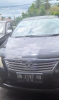 4. KPP Pangkalpinang 1 (satu) Unit Mobil Toyota Kijang Innova G BN 2197 HA Tahun 2012