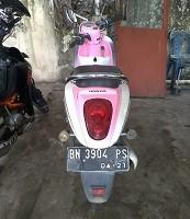 1.  KPP Pangkalpinang 1 (satu) Unit Sepeda Motor  Honda   NC11C1C A/T BN 3904 PS Tahun 2011