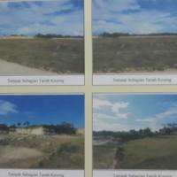 Hamparan Tanah dijual dalam 1 (satu) paket terletak di Desa Nambo Udik, Kecamatan Cikande, Serang, Banten PN Serang