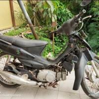 Pemkot Samarinda-1(satu) unit Motor Suzuki TNKB KT 3220 BZ Tahun Pembuatan 1998 di Kota Samarinda