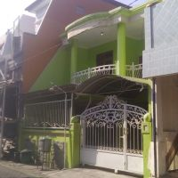 Sebidnag tanah & bangunan SHM No. 7028 luas 153 m2 terletak di Kel. Simomulyo, Kec. Sukomanunggal, Kota Surabaya (Bank Sahabat Sampoerna