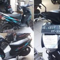 KPP Ponorogo - 3. Satu unit Sepeda Motor Merk Yamaha Mio Soul Warna Hitam Tahun 2008 dengan Nopol AE 4898 T berikut STNK dan BPKB
