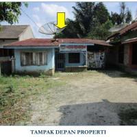 BNI RR Wilayah 01 Medan lot 3 ,tanah luas 400m2 berikut bangunan di Jalan Asahan Km.16.5, Desa Bangun, Kecamatan Gunung Malela