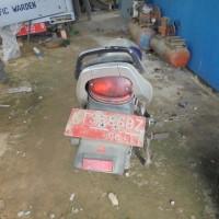 Pemkot Samarinda- Paket 3(tiga) terdiri 3(tiga) unit motor Berupa Scrap/Besi tua di Kota Samarinda