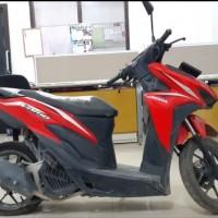 KEJARIPS - 2. 1 (satu) unit Sepeda motor Honda Vario warna merah BK 6505 WAI nomor rangka MH1JM5113JK085364 nomor mesin : JM51E1085138