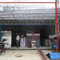 Bank Mandiri-Tanah seluas 218 M2 berikut Bangunan terletak di Jl. Marelan Raya sudut Gang Bengkel Medan Marelan Kota Medan
