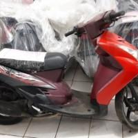 KEJARIPS - 5.  1(satu) unit Sepeda Motor Metic Merk Yamaha Mio Soul warna merah tanpa dilengkapi nomor plat Polisi nomor rangka : MH314D003A