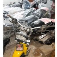 Kejari Pematangsiantar Lot 17,1 (satu) unit Sepeda motor Honda merk Verza BK 3327 AB tanpa STNK dan BPKB