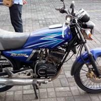 KPP Pbg: satu unit SPM Yamaha RXK tahun 2003 Nopol R 9608 HC, berikut SS