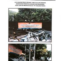 1 paket barang berupa bongkaran renovasi gedung bangunan dalam kondisi apa adanya (Imigrasi Tanjung Perak)