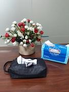 UMKM : Lot 7. Satu Tempat Tissu 2 kantong (Kantong Tissu kering dan Kantong Tissu Basah)
