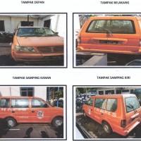 Polres Banjar : 1 unit mobil Mitsubishi Kuda Th.2002, No.Pol 701-44, kondisi rusak berat, tanpa BPKB dan STNK