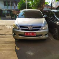 KPP Pratama JKT Menteng Tiga : Toyota Kijang Innova Type E ,Tahun 2005 Nomor Polisi B 2756 BQ