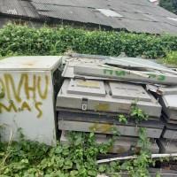 DIVHUMAS POLRI-1 (satu) unit Digital LED Running Text (TV  LED Display) yang kondisinya Scrap di Kota Jakarta Selatan