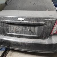 1.BKKBN Prov. Sumatera Utara, Satu unit mobil Merk/Tipe Chevrolet/Optra 1.8L LS MT Nopol BK 1382 J Thn 2004 kondisi rusak berat