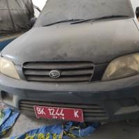 3.BKKBN Prov.Sumatera Utara,Satu unit mobil merk Daihatsu/F520RV Taruna FL 1,6 Nopol BK 1244 K Thn 2001 kondisi rusak berat