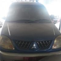 4.BKKBN Prov.Sumatera Utara, Satu unit mobil Merk/Tipe Mitsubishi/Kuda Va1w Nopol  BK 28 kondisi rusak berat