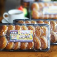 UMKM (2). Kue Pia Umrah Paket II di Palopo
