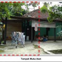 PA Bantul 2. : 1 bidang tanah dan bangunan SHM No.9502 luas 220 m2 di Guwosari, Pajangan Bantul
