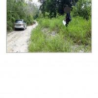 PT. PNM 4 : Sebidang tanah pertanian SHM No. 24 LT 5.100 M2 An Tjam Kim Ha