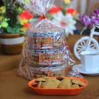UMKM Lot 4 : Kue Tradisional (Bangke Berkah Paket II) isi 3 Toples di Kota Palopo