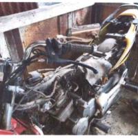 Lot 1.2. Pemkab Fak-Fak 1 (satu) Unit Kendaraan Roda Dua Nopol DS 6826 F dengan kondisi rusak berat