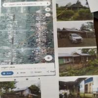 BPD Papua Cab. Nabire 9a: sebidang tanah SHM no 1513 luas 2500 m2, di Desa Biha, Kec. Makimi, Kab.Nabire