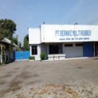 BNI RRR Semarang: 4 bidang tanah beserta bangunan dan mesin-mesin terletak di desa Batu Kec. Karangtengah Kab Demak