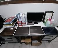 KPU Provinsi Bangka Belitung dijual dalam 1 (satu) Paket Inventaris Kantor sebanyak 65 Unit