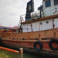 PTPN IV-1 (satu) unit Kapal Tongkang (TK) Ajamu dan 1 (satu) unit Kapal Tug Boat  (TB) Bandaroli