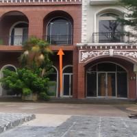 Bank Permata-2 bidang Tanah berikut bangunan  dijual dalam 1 paket terletak di Jl. Boulevard Raya Kota Medan