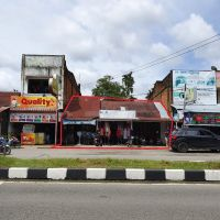 PT. BRI Kantor Fungsional Aceh-Tanah seluas 276 M2 berikut  bangunan diatasnya, SHM No. 14 An. Zuraida Hanum.