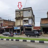 PT. BRI Kantor Fungsional Aceh-Tanah seluas 107 M2 berikut bangunan ruko diatasnya,  SHM No. 635 An. Zuraida Hanum, SE.