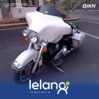 Sekretariat Daerah Lamsel : 1(satu) Unit Kendaraan Bermotor Roda Dua Merk Harley Davidson Type FLHTP Tahun 2013 Warna Putih