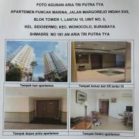 Unit bangunan SHMASRS No. 181/Kel.Sidosermo, luas 105 m2 terletak di Kel.Sidosermo, Kec.Wonocolo, Kota Surabaya (Bank BSI)