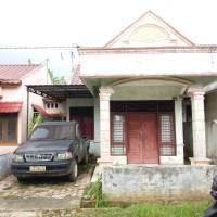 BNI Medan-2. tanah luas 106 m2 dan bangunannya, di Jl. Kongsi Ujung Marendal Komplek Taman Bunga Nabontar Blok C No. 14, Kab. Deli Serdang