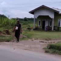 BRI Tebing Tinggi - 1b. Tanah seluas 9.264 m2 dan bangunannya, di Desa/Kel. Cempedak Lobang, Kecamatan Sei Rampah, Kabupaten Serdang Bedagai
