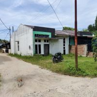 PT. Bank Syariah Indonesia: Tanah luas 117 m2 & bangunan (SHM No. 1726) di Kel. Kedai Ledang Kec. Kota Kisaran Timur Kab. Asahan