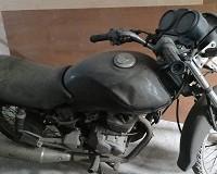BRI KETAPANG 8 : HONDA MEGA PRO NOPOL KB 4123 GP TAHUN 2006