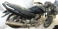 BRI KETAPANG 9 : HONDA MEGA PRO NOPOL KB 4122 GP TAHUN 2006