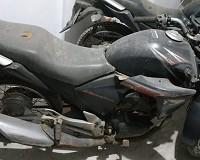 BRI KETAPANG 16 : HONDA MEGA PRO NOPOL B 6955 PUF TAHUN 2012