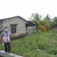 1b. Sebidang tanah seluas 207 m2 yang terletak di Desa Sei Rampah, Kec. Sei Rampah, Serdang Bedagai