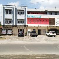 3. 3 bidang tanah luas 623 m2 berikut bangunan terletak di Jl Jl. Mayjend. Purn HT Rizal Nurdin No.10, Kel. Batang Terap Serdang Bedagai