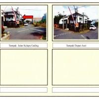 Kurator KSU Mitra 10): Tanah dan bangunan SHM No. 1663 , luas 196 M2 Kel. Jrebeng Wetan, Kec. Kedopok, Kota Probolinggo