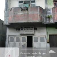 3.BRI Iskandar Muda, Tanah seluas 51 m2 berikut bangunan terletak di Desa/Kel Sunggal Kec Medan Sunggal Kota Medan