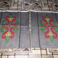 Sarung Rahmadina Lot 1 - 1 (satu)  buah Kain Sarung Samarinda Motif Cumi ukuran 120 cm x 100 cm Kualitas No. 1