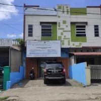 BRI Putri Hijau-bidang tanah seluas 110 M² berikut bangunan terletak di Jl. Bajak-II Desa/ Kelurahan Harjosari II Kota Medan