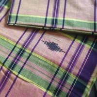 Sarung Rahmadina Lot 13 - 1 (satu) buah kain sarung motif hatta timbul ukuran 120cm x 100cm kualitas no.2