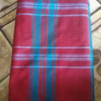Sarung Rahmadina Lot 15 - 1 (satu) buah kain sarung motif hatta ukuran 120cm x 100cm kualitas no.1
