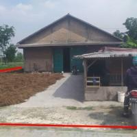 Sebidang tanah & bangunan SHM No. 147 luas 789 m2 terletak di Desa Soko, Kec. Tikung, Kab. Lamongan (Bank Panin Cendana)
